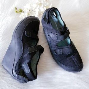 TSUBO Mary Jane Wedge Shoes